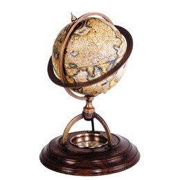 Authentic Models Globe Kompass